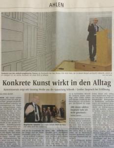 Ahlener Zeitung 20151027