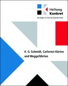 Katalog K. G. Schmidt Carlernst Kürten und Weggefährten Cover