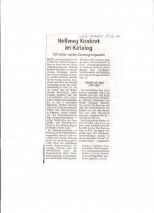 Soester Anzeiger 20140924 Hellweg Konkret Katalog