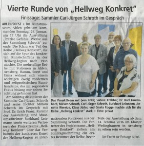 Soester Anzeiger 20160122