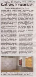 Soester Anzeiger 20160215