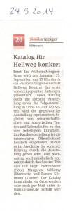 Stadt Anzeiger Soester 20140924